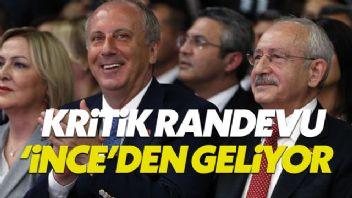 Muharrem İnce İstanbul Adaylığını Pazartesi Açıklayabilir