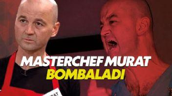 MasterChef'ten kovulan Murat Özdemir Acun'dan özür diledi