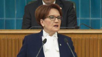 Meral Akşener İYİ Parti Meclis Grup Toplantısı 20 Kasım 2018