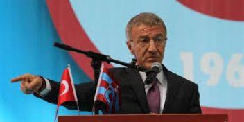 Trabzonspor Kulübü Başkanı Ahmet Ağaoğlu yeniden aday