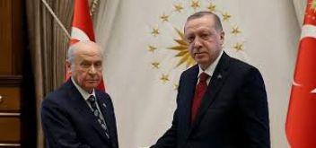 Ak Parti ve MHP'nin ittifak yapacağı iller belli oldu