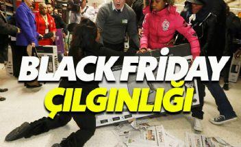 ABD'de Black Friday çılgınlığı dondurucu soğuk dinlemedi
