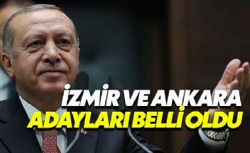 Cumhurbaşkanı Erdoğan, AK Parti'nin 20 adayını daha açıkladı