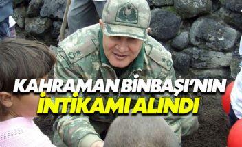 Binbaşı Kulaksız'ı şehit eden PKK'lı Çektar Soro etkisiz hale getirildi