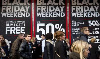 ABD-Çin ticaret savaçı Black Friday'i vurdu