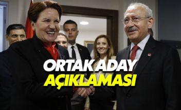 Akşener: Ankara'da ortak aday çıkarabiliriz