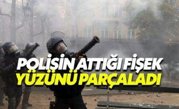Sarı Yelekliler protestosunda 80 yaşındaki kadın hayatını kaybetti