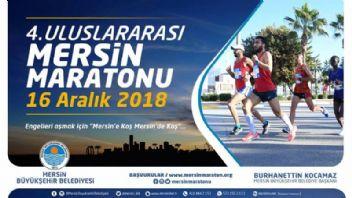 Mersin'e koş, Mersin'de koş; Uluslararası Maraton'a rekor başvuru