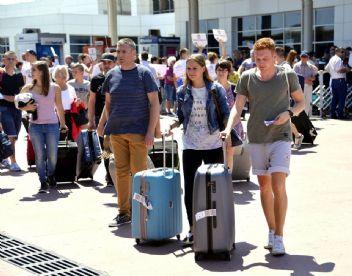 Türkiye'yi en çok Rus turistler sevdi