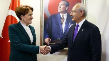İYİ Parti ve CHP'den kritik görüşme
