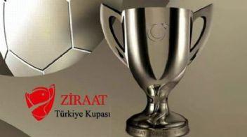 Türkiye Kupası'nın son 16 turu eşleşmeleri belli oldu