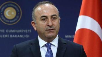 Çavuşoğlu: 'ABD'nin çekilme kararını memnuniyetle karşılıyoruz'