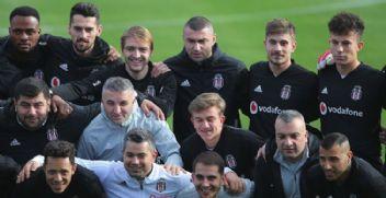 Beşiktaş'ın Akhisar maçı kadrosu belli oldu