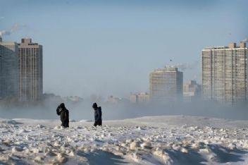 ABD'de 'Kutup girdabı' etkisi devam ediyor