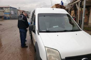 Karaman'da Suriyeliler ile Afganlılar kavgaya tutuştu