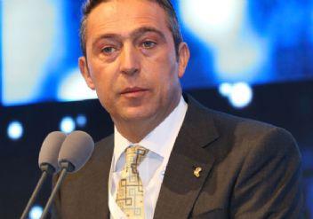 Nihat Özdemir'den Ali Koç'a eleştiri