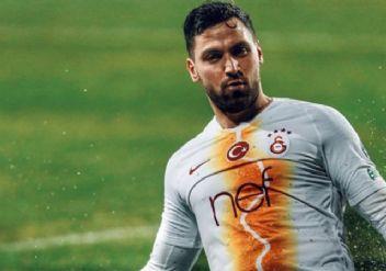 Sinan Gümüş'ten Galatasaray'a veda