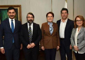 Emre Kınay İYİ Parti'den Kadıköy belediye başkan adayı