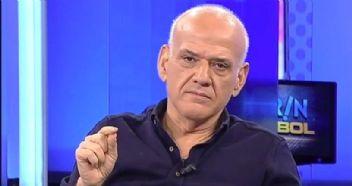 Ahmet Çakar'dan Başakşehir maçı hakemine sert eleştiri