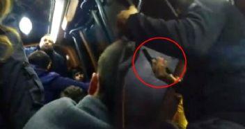 İstanbul'da minibüse silahlı saldırı