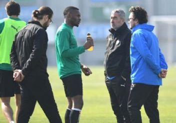 Sakho'dan Bursaspor'a güzel haber