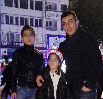 14 yaşındaki çocuk baba katili oldu