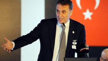 Fikret Orman: Beşiktaş şov yeri değil