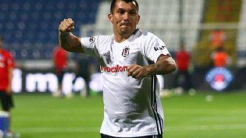 Beşiktaş'ta yeni yolcu Medel