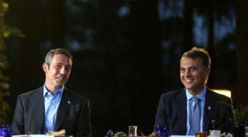 Fikret Orman ve Ali Koç'dan ortak açıklama
