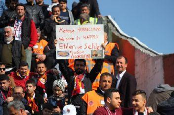 Maç Hatay'ın tur Galatasaray'ın: 4-2