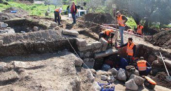 Muğla'da onlarca tarihi mezar ortaya çıktı