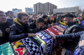 Minik Ankaragücü taraftarı için cenaze töreni