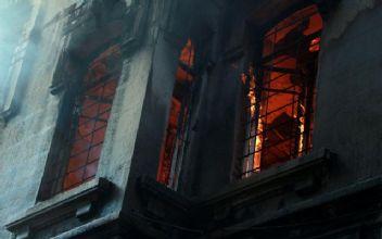 Beyoğlu'ndaki yangınla ilgili soruşturma