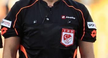 Spor Toto Süper Lig 25. hafta hakemleri belli oldu