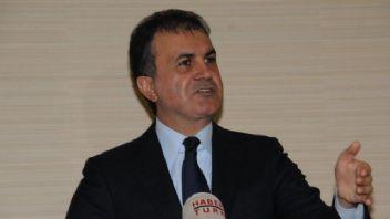 AK Parti Sözcüsü Çelik Erdoğan'a sahip çıktı