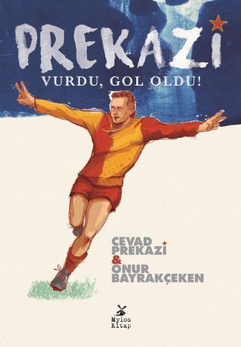 Efsane futbolcu Prekazi'nin golleri kitaplaştı