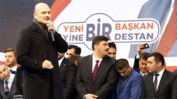 Süleyman Soylu'dan CHP'ye tepki