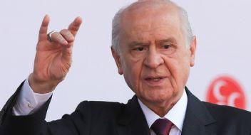 Bahçeli,''Lider ülke Türkiye ülkümüzü yok sayanlar fitne taşıyorlar''