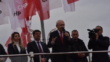 Kemal Kılıçdaroğlu: Amacımız kavga değil