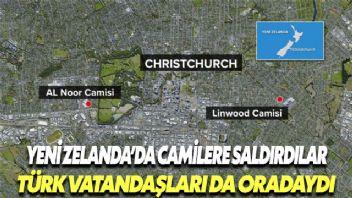 Yeni Zelanda'daki cami saldırılarında ölü sayısı 49'a yükseldi