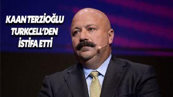 Turkcell Genel Müdürü Kaan Terzioğlu görevi bıraktı
