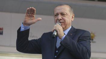 Erdoğan'dan Dame Patsy Reddy'e telefon
