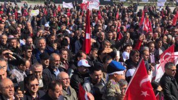 EYT'lilerden Maltepe'de miting