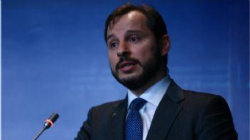 Bakan Albayrak:''Para ve maliye politikamızda dik duruştan taviz vermedik''