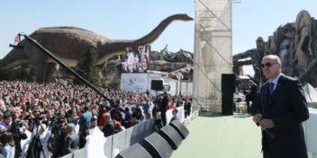 Cumhurbaşkanı Erdoğan Ankara'daki açılışta konuştu