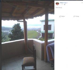 Tavana asılı iple sandalyenin fotoğrafını paylaştı, intihar etti