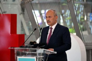 Ulaştırma Bakanı, Yeni Havalimanı'na taşınma sürecini açıkladı