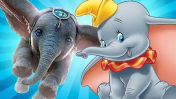 Uçan fil Dumbo sinemalara hareket getirdi