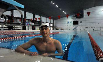 Milli yüzücü Berkay Ömer Öğretir 2020 Tokyo Olimpiyatları Oyunları'na katılmaya hak kazandı