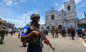 Sri Lanka'daki kanlı saldırıları terör örgütü DEAŞ üstlendi